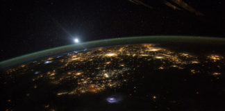 UK Space Agency awards Business Durham - Good_Morning_From_the_International_Space_Station