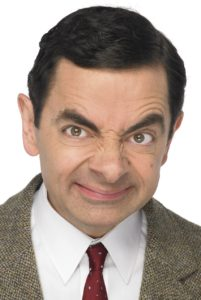Rowan Atkinson CBE, actor and funny man of many faces, and now straight actor recently on Television playing Maigret.