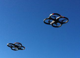 Drones Durham Technology