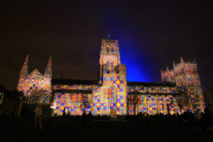 Durham Lumiere 2017 - Things to do in Durham