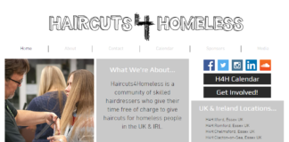 Free Trims to Help Durham's Homeless - Haircuts4Homeless.com