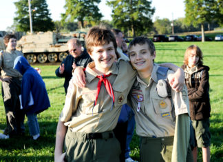 Scouts Durham City, Co.Durham Scouts