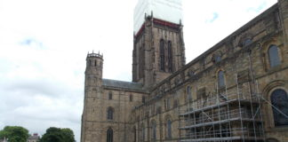 Durham Cathedral - Exhibition 2016 July 24th 2016