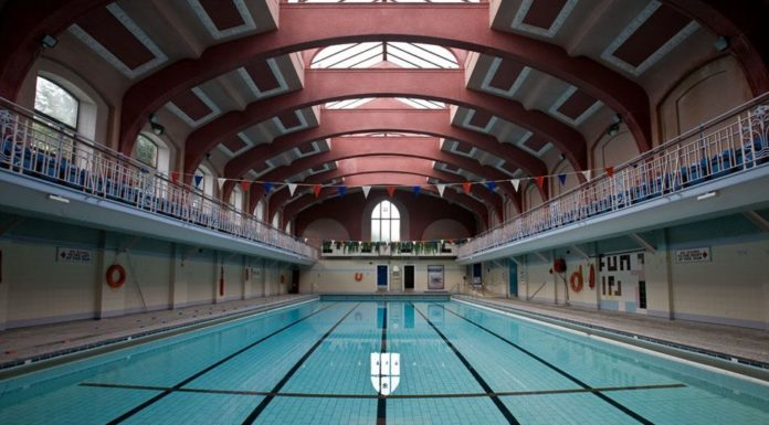 Durham Old City Baths - robbirrell.com