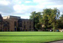 Durham University library - commons.wikimedia.org