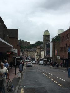 Durham streets by cloudy afternoon - by durhammagazine.co.uk