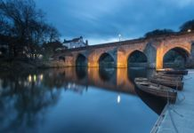 Durham river - chroniclelive.co.uk