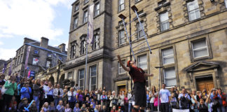 Edinburgh Fringe - en.wikipedia.org