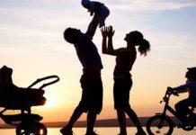 Family enjoying time together - dity.te.ua