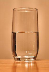 Glass half full - commons.wikimedia.org