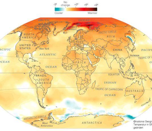 Global Climat Change - Steven Mosher & Robert Rohde, Berkeley Earth - - National Geographic 2015
