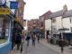 Busking in Durham