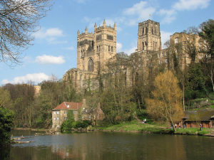 Durham Cathedral by the river - courtesy of flickr.com