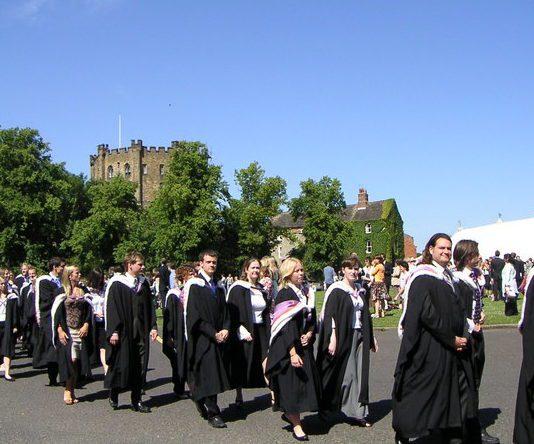 Durham University Graduation Ceremony