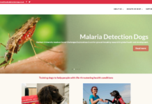 Medical Detection Dogs' website - medicaldetectiondogs.org.uk