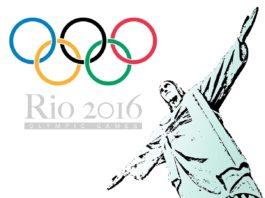 Olympic Games in Rio de Janeiro graphics