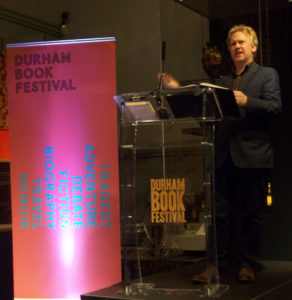 Paul Farley at Durham Book Festival - flickr.com