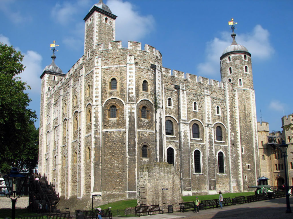 Tower of London - courtesy of commons.wikimedia.org
