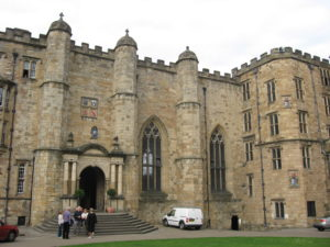 Composer Writes Music Based on Durham Castle Data