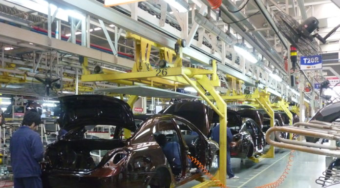 Nissan to Stay in North East - and Massively Expand Plant