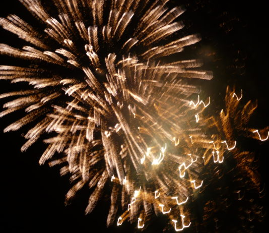 Fireworks Display Durham