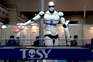 Robots Could Pinch Our Jobs, Says North East MP