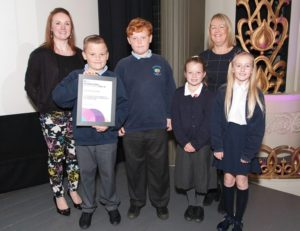 Durham Schools Rewarded for International Awareness