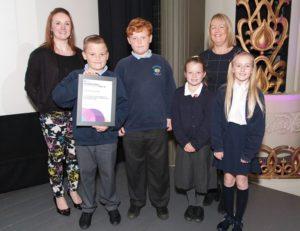 Durham Schools Rewarded for International Awareness