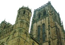 TV's George Clarke Takes a Look at Durham Cathedral Tower Restoration