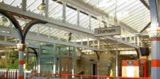 Durham's Historic Station May Be Extended to Accommodate New Trains