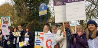 Parents and Council React to Teaching Assistants' Strike