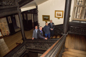 Apprentice Lands Perfect Job at Durham Castle