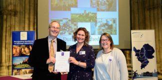 Durham Cathedral Education Team Wins Sandford Award