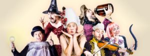 Gala Theatre to Stage Improvised Panto