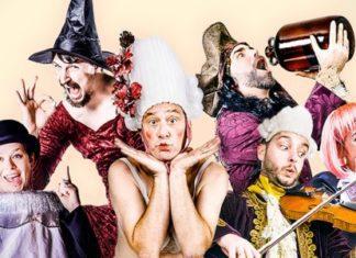 Gala Theatre to Stage Improvised Panto
