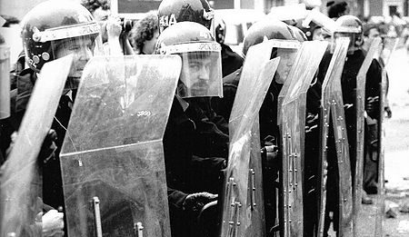 Government files on the Battle of Orgreave May Be Released