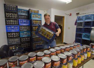 Durham's MP Praises Work of Food Banks