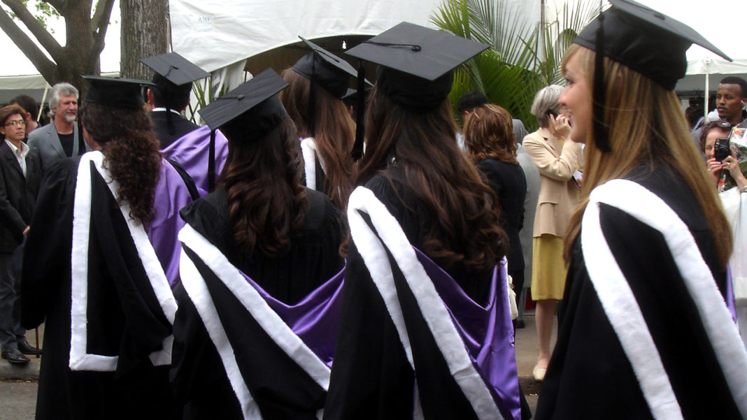 Durham University Awards Honorary Degrees at Winter Graduation