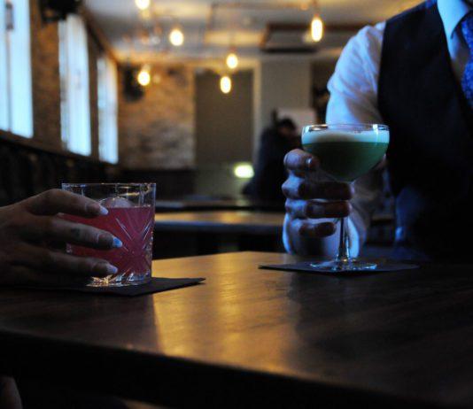 Drinks at Durham 33