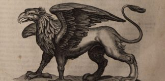 Mythical Beasts and Magna Carta for Open Treasure Exhibition