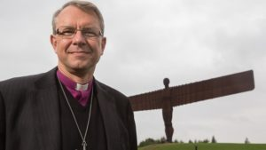 Bishop of Durham to Join Gents' Breakfast