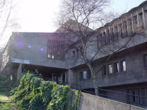 Durham University May Demolish Iconic Brutalist Building