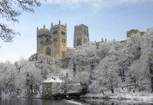 Bill Bryson Backs Durham Cathedral to Win BBC Countryfile Award