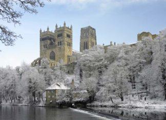 Bill Bryson Backs Durham Cathedral to Win BBC Countryfile Award