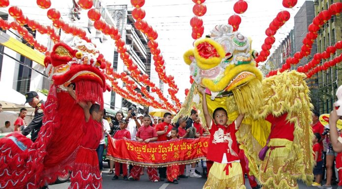 Durham Welcomes in Chinese New Year