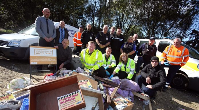 Durham County Council Cleans up with Two Awards