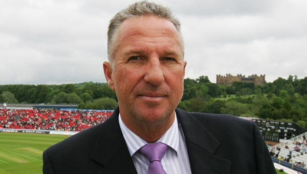 Ian Botham Takes up Durham Chairman's Role