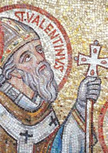 Presents, Cards, Flowers - Where Did St Valentine's Day Come from?