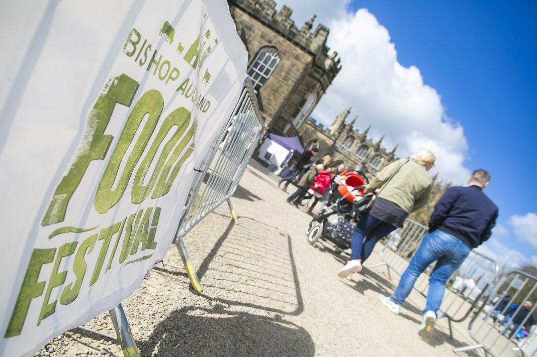 Royal Chef to Give Masterclasses at Bishop Auckland Food Festival