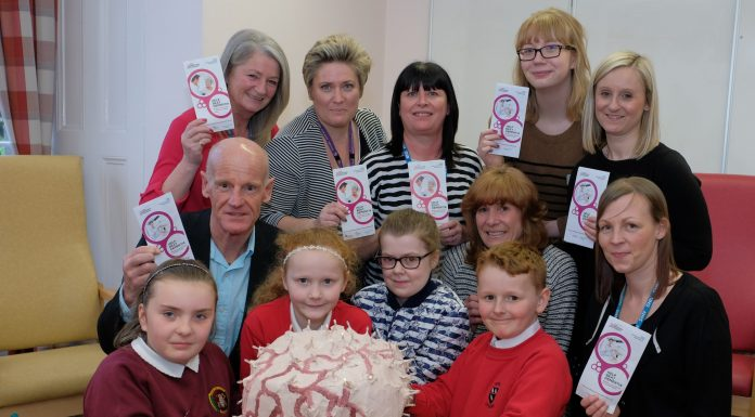 East Durham Children's Art Exhibition Raises Awareness of Dementia